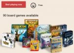 Play Board Games Online For Free