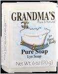 GRANDMA'S Lye Soap