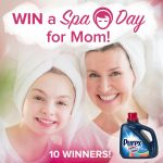 Purex Promotion - Spa Day for Mom
