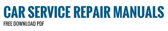 Car Repair Manual