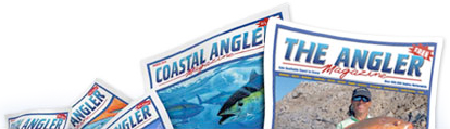 Free online coastal angler magazine or the angler magazine for Free fishing magazines