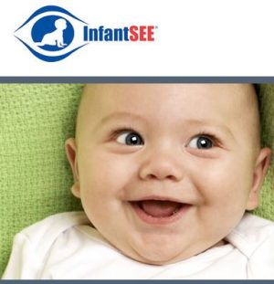 Free eye exams for infants