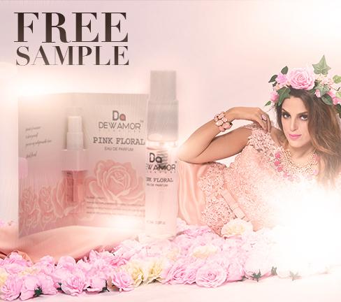 free sample perfume