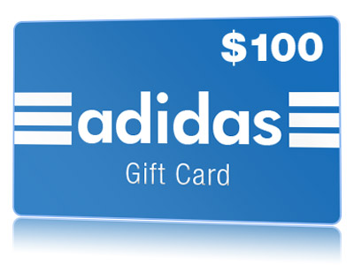 super popular 6e714 5a91d How to Get a  100 Adidas Gift Card – EXPIRED