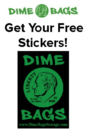 Free Dima Bag Sticker - details at FreeStuff.com