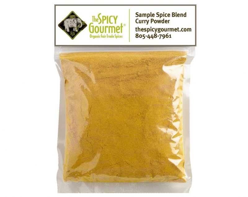 Free Spice Sample from The Spicy Gourmet
