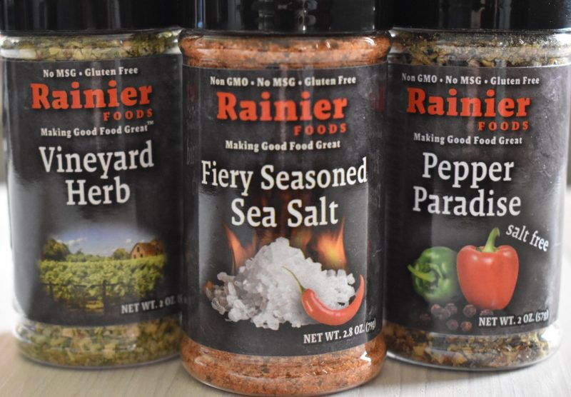 Free Seasoning Offer from Rainier - details at FreeStuff.com